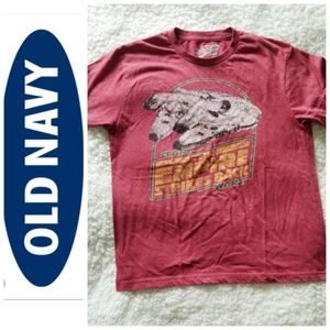 *Old Navy* Size Large, Classic Look, Star Wars